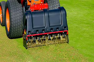 Berks County lawn aeration